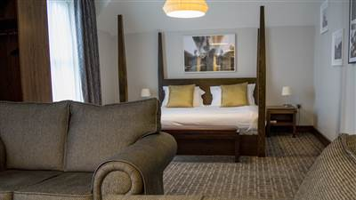 Discover The New Olympic Suite at The Redcastle Hotel