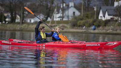 Explore Inishowen with our new Family Adventure Package