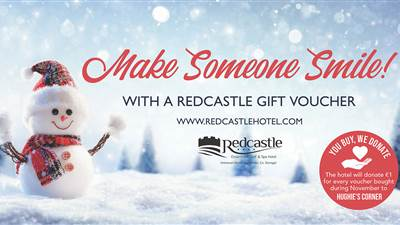 The Redcastle Hotel Launches 'You Buy, We Donate' Campaign in Support of Hughie's Corner