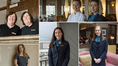 International Women's Day - Meet the Women that Make The Redcastle Hotel