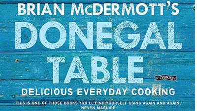 The Redcastle Hotel will host the launch of Chef Brian McDermott's new book