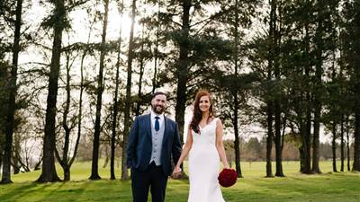 Redcastle Weddings: Catriona & Kenny