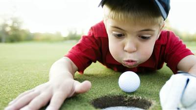Meet the man who will turn your kid into a Golf Pro!