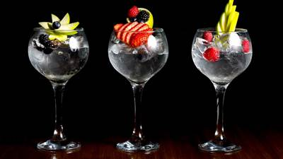 Ginspiration: the best food and Irish gins