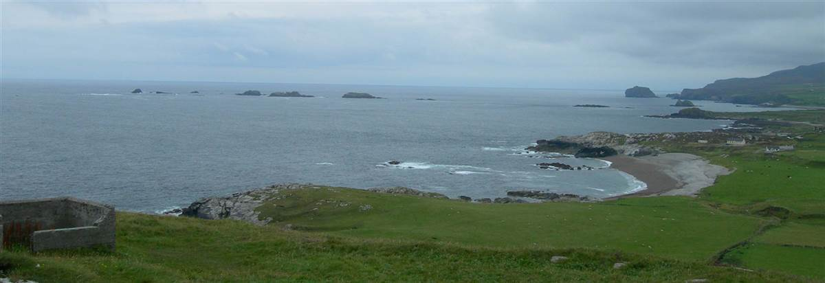 View Near Malin Head Secondary Header Im