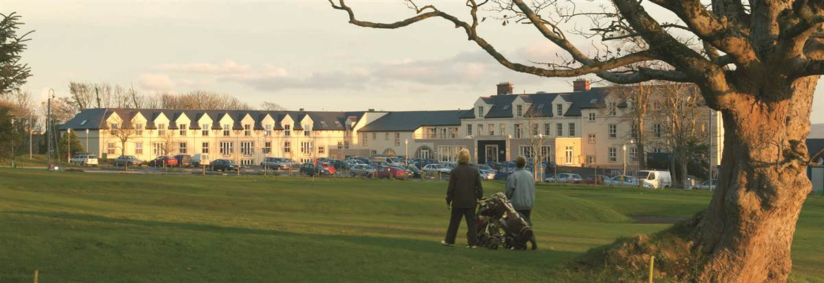 golf breaks northern ireland