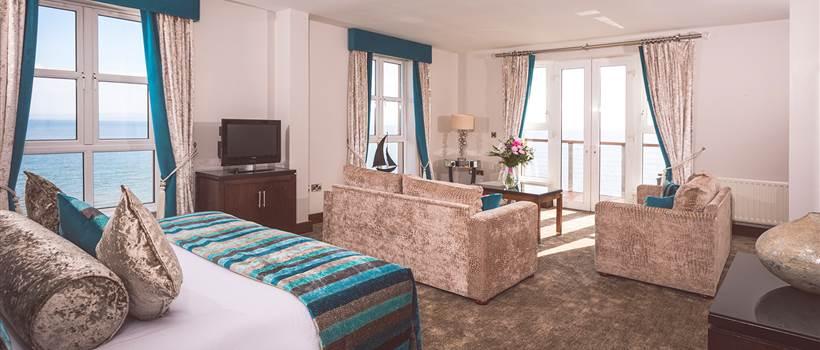 luxury hotel Balcony Suites ireland