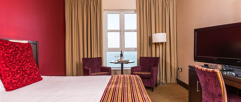 Oceanview room hotels moville