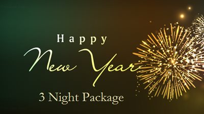 New Year's Package 2021 (3 nights)
