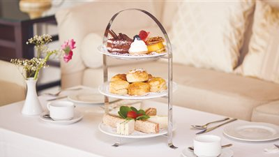 Easter Monday Afternoon Tea