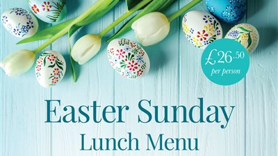 Easter Sunday Lunch