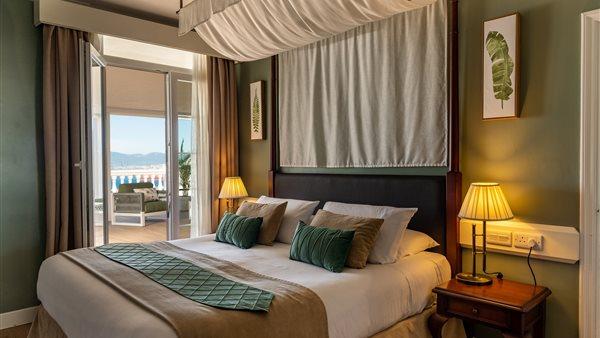 117 website Suite Bedroom and Terrace