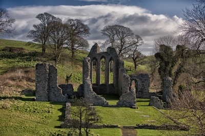 16538 Game of Thrones  Inch Abbey Robb