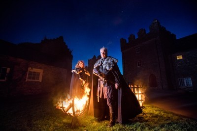 30020 Game of Thrones at Castle Ward