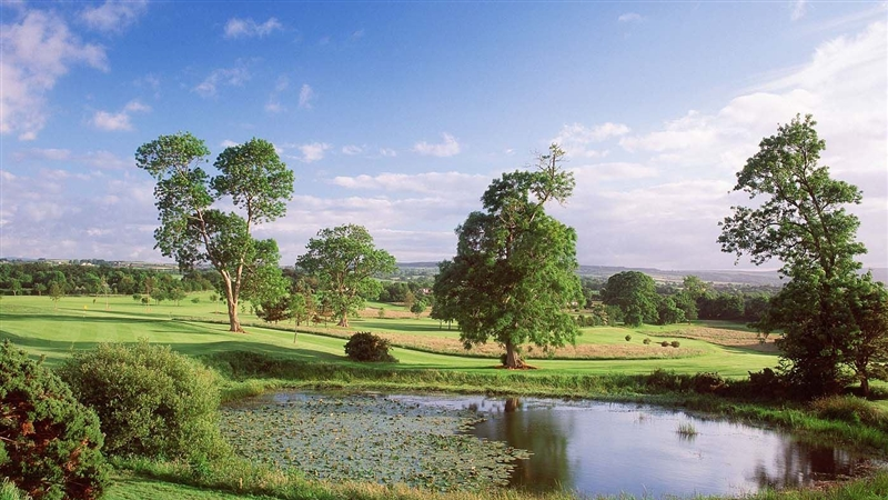 Roe Park Pond
