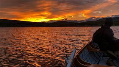 Screebe Boat Trip
