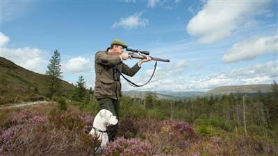 Screebe Hunting
