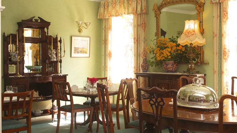 Dining room - Seaview House Hotel