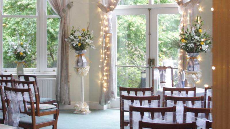 Civil Ceremony  - Seaview House Hotel