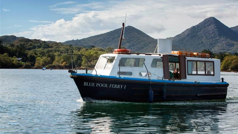 Ferry to Garnish Island - Seaview House Hotel