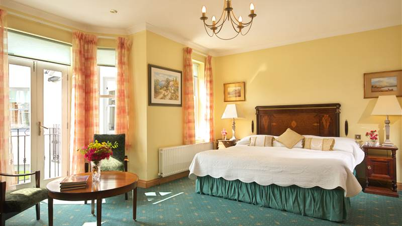 Junior Suite  - Seaview House Hotel