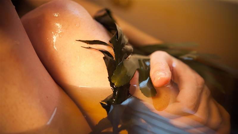 2 Night Festive Break & Seaweed Baths,  2 Dinners each evening  & 2 Luxury Baths Therapies of choice.