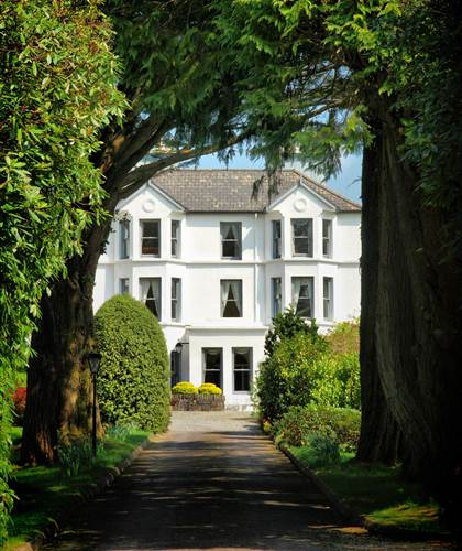 Country house hotel - Seaview House Hotel