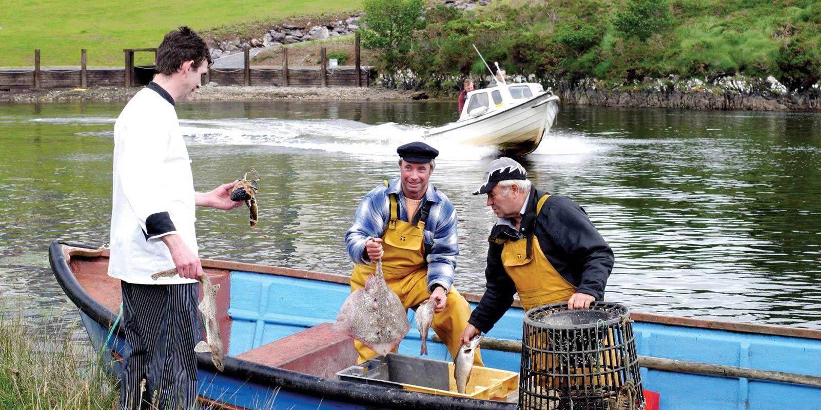 Sneem Fishermen