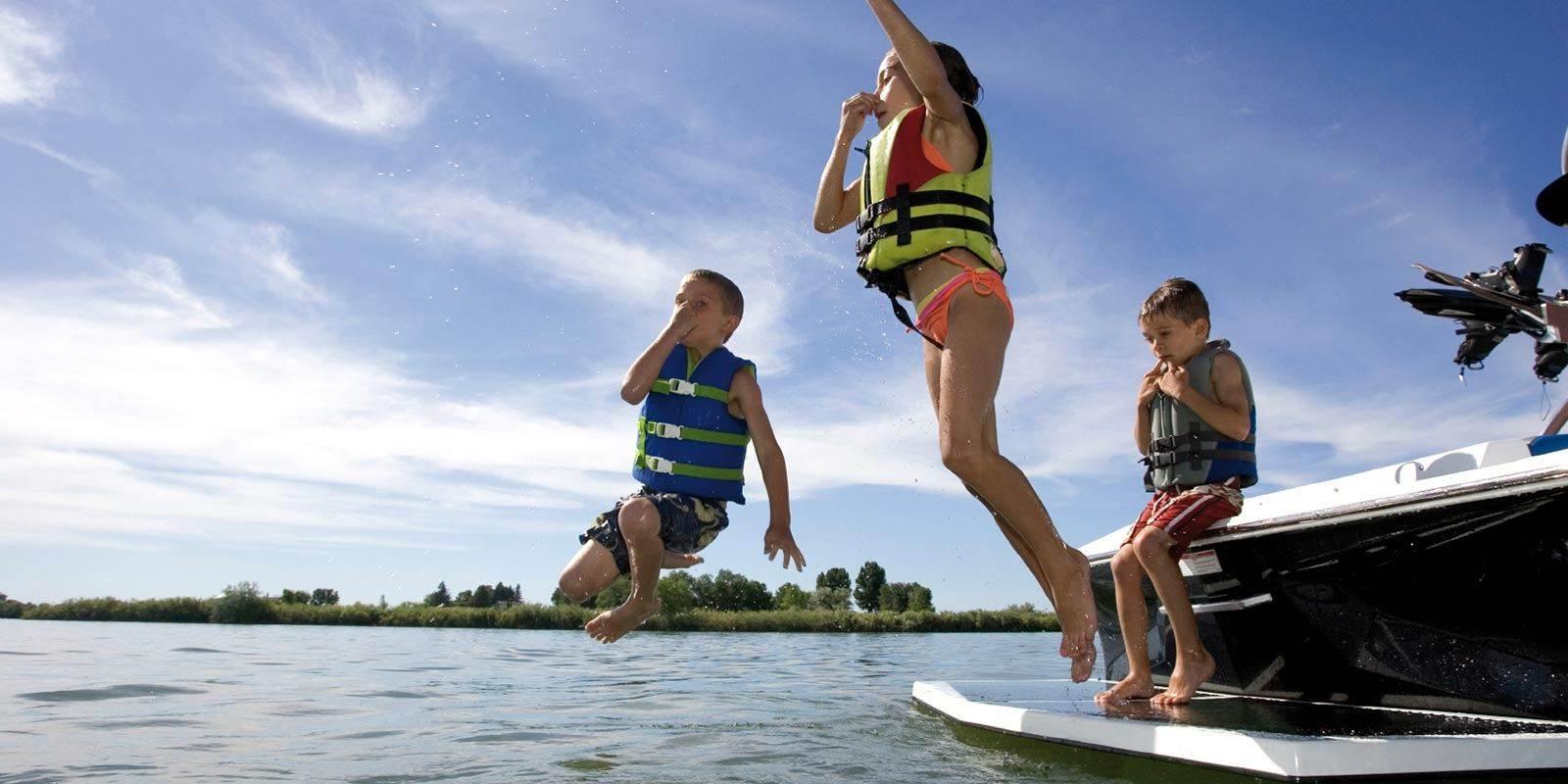 Kids Boat Trip