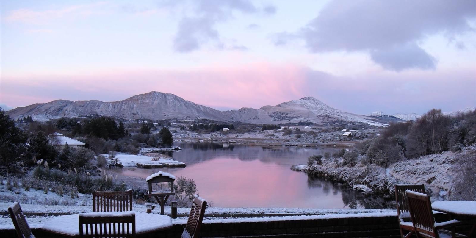 Sneem Winter Lake