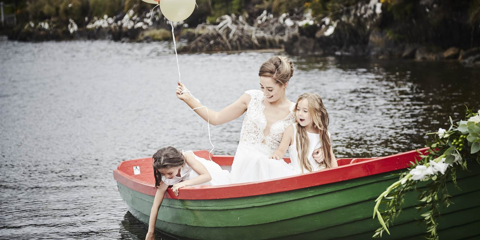 Bride Boat