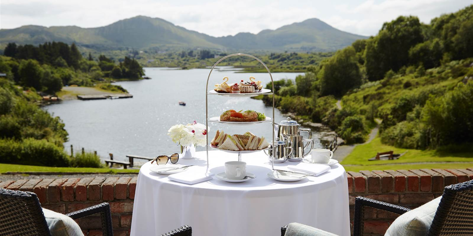 Afternoon Tea View