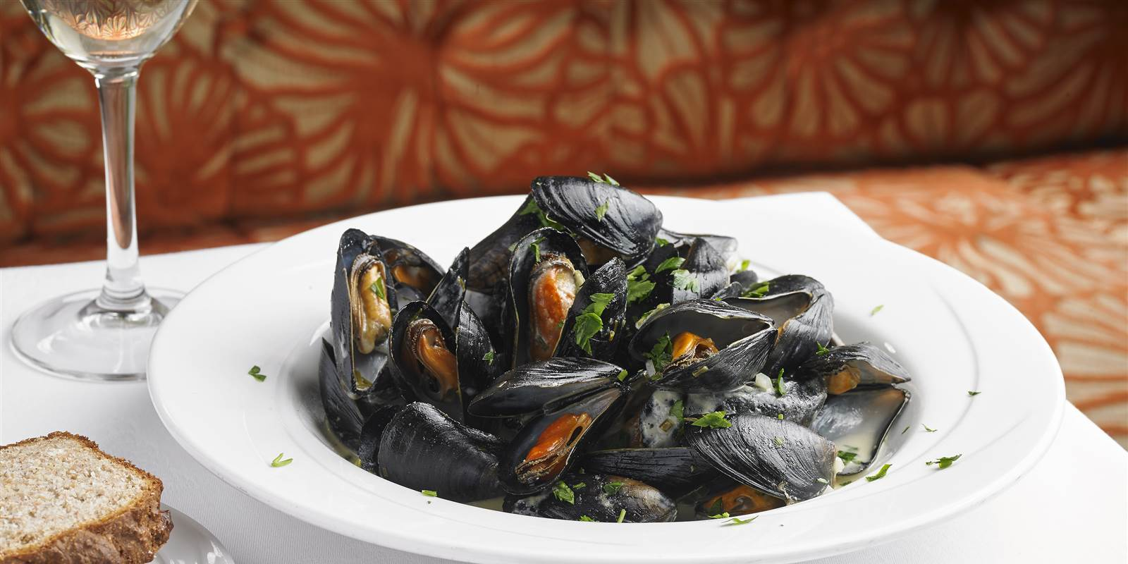 Sneem Mussels