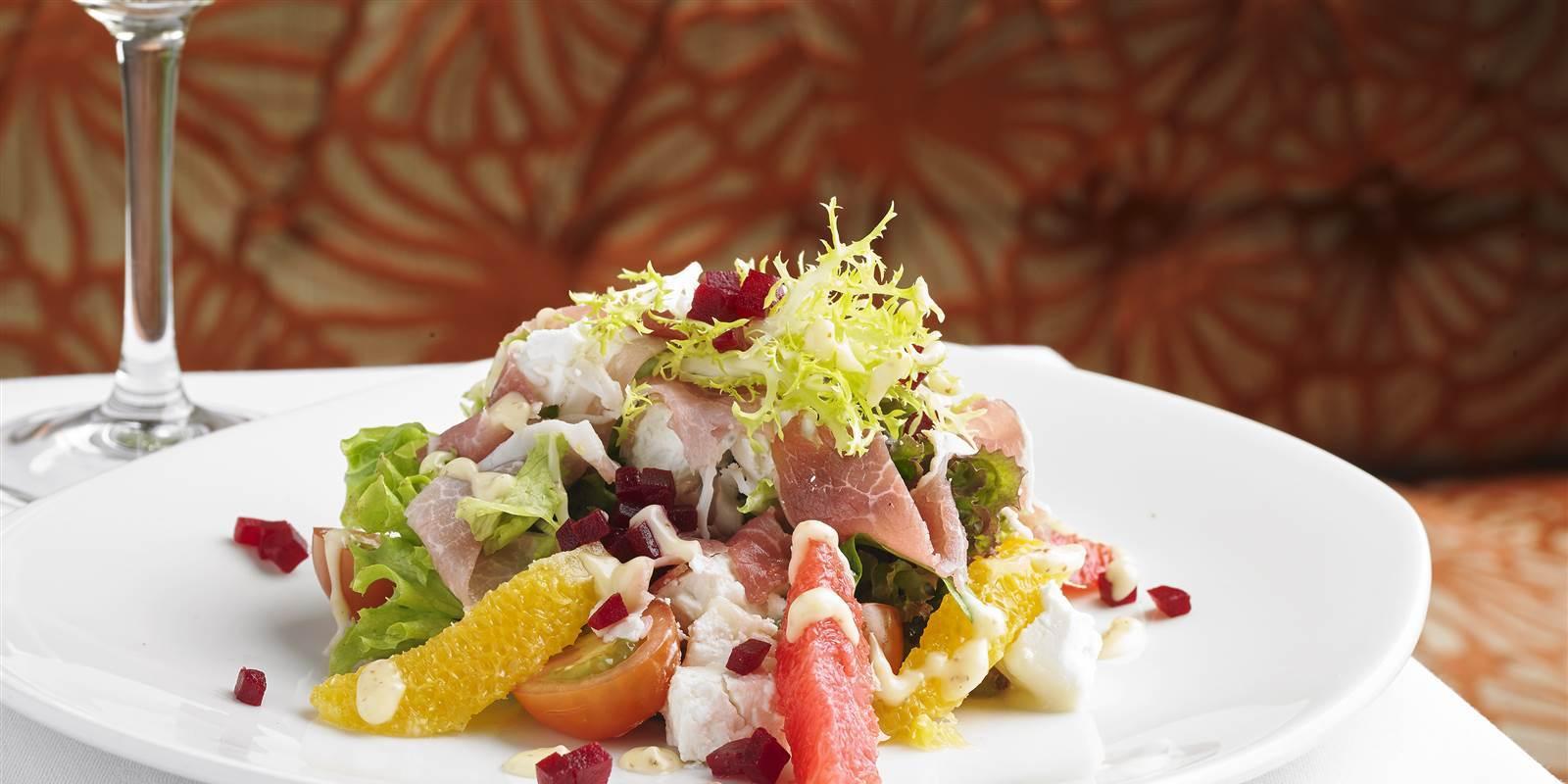 Sneem Salad