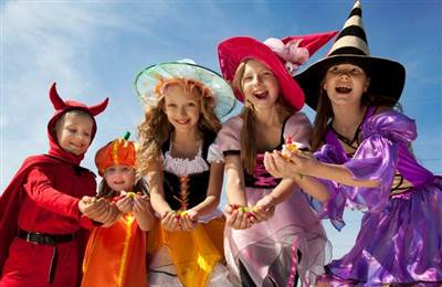 Halloween 2 Night Midterm Escape to the Sneem Hotel - Kids Stay Free