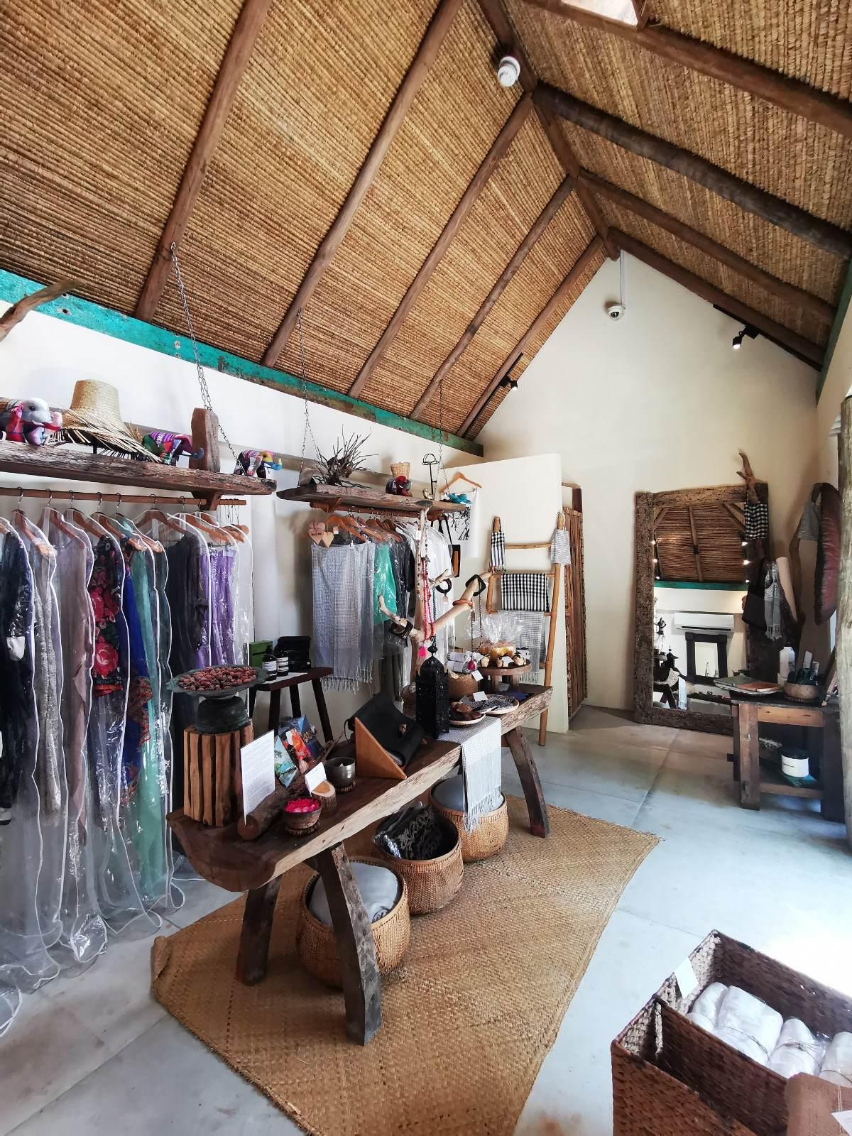 island boutique