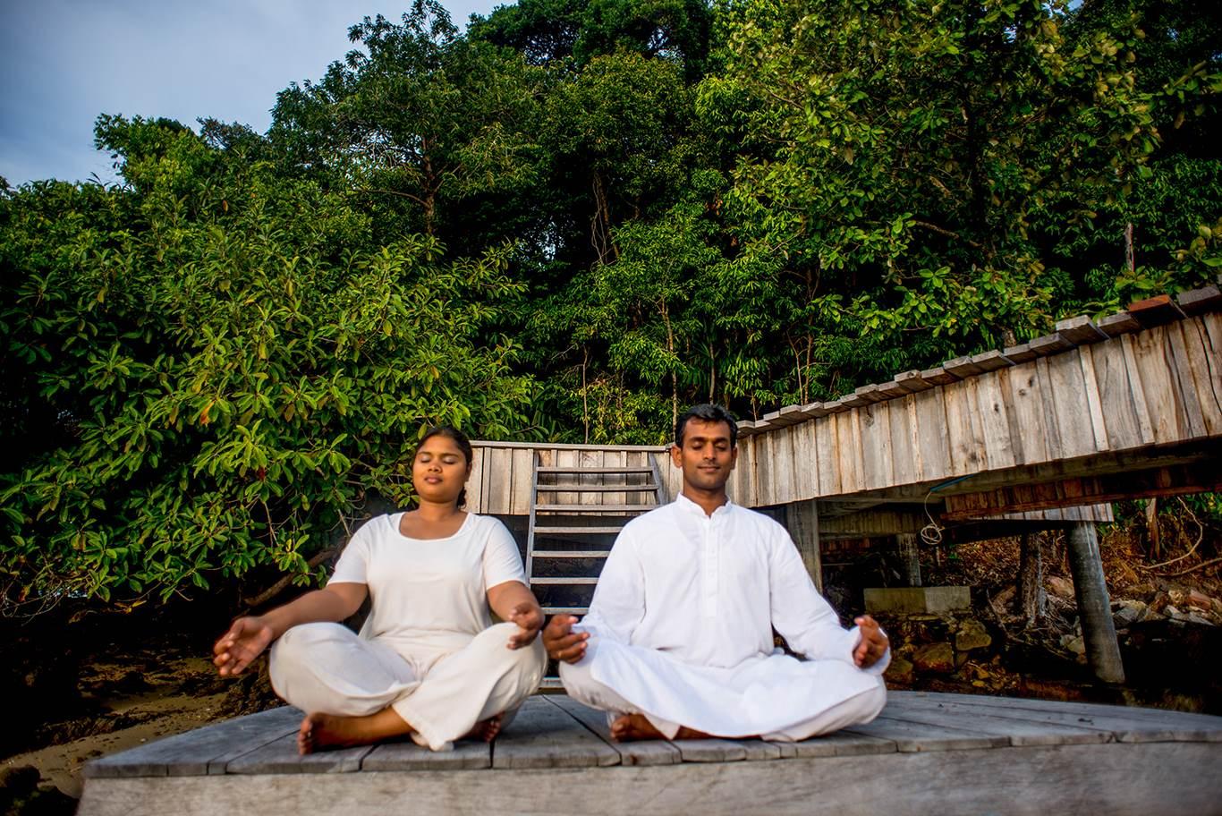 Afternoon Meditation