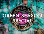 Green Season Special Offer