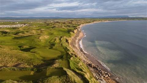 Ballybunion Golf Club - Drone Videos