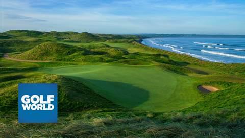 Irelands top 100 Golf Courses