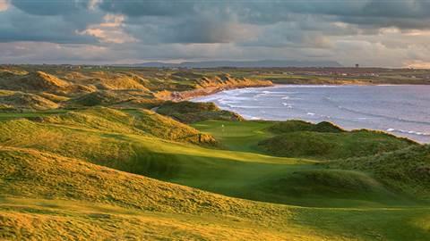 Ballybunion golf course as seen by - Evan Schiller