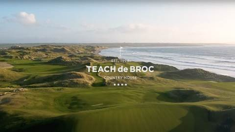 Teach de Broc - Stay Play Promotional Video