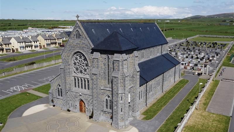 Ballybunion Church  Teach de Broc
