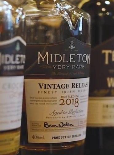 TdB Midleton Bottle