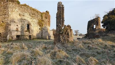 Discover the Knights Templar castle