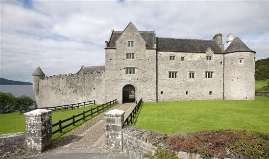 parkes castle sligo