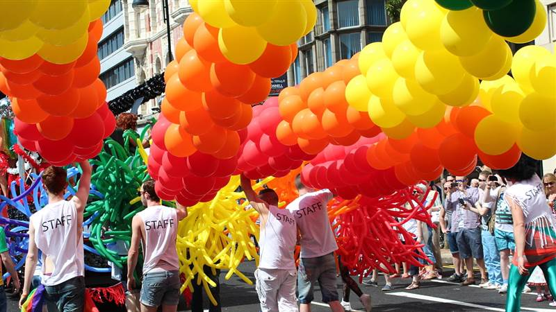 Belfast Pride 2018 - Top 5 to Do