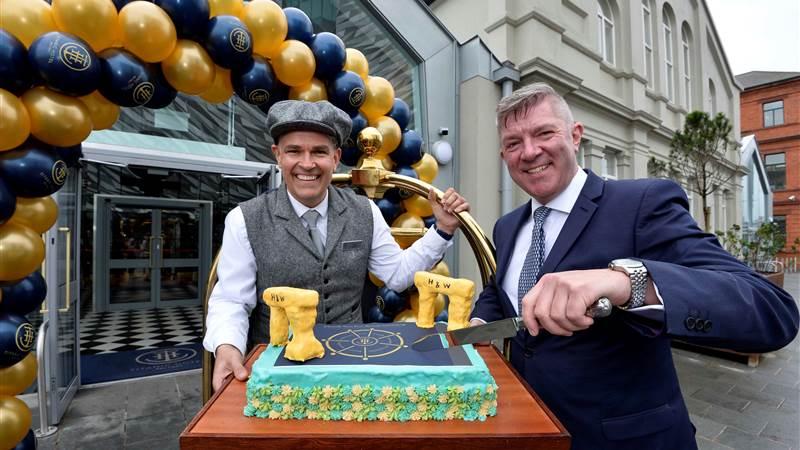 Titanic Hotel Belfast Marks First Anniversary