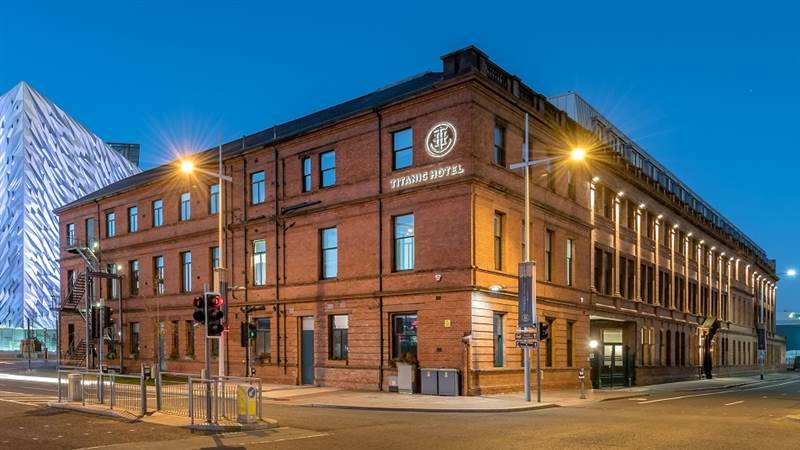 Award Delight for Titanic Hotel Belfast