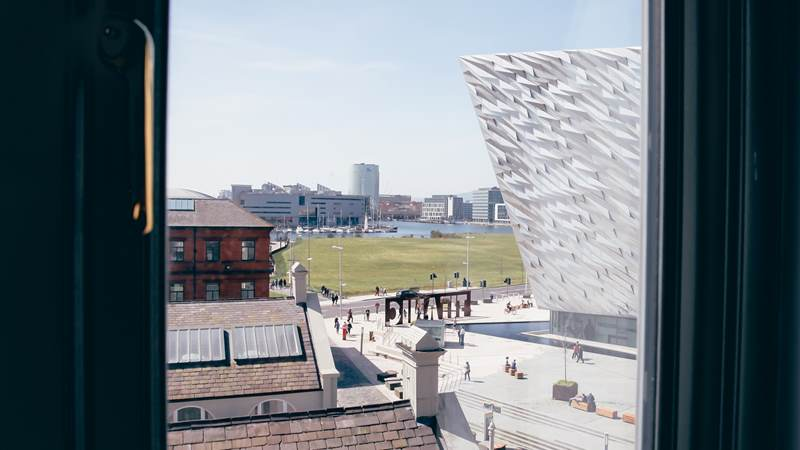 Plan a Unique Staycation in Belfast This Summer
